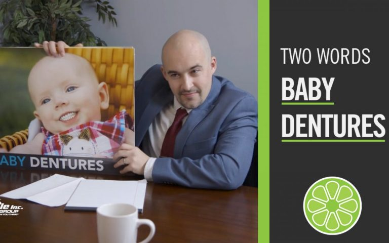 Baby Dentures