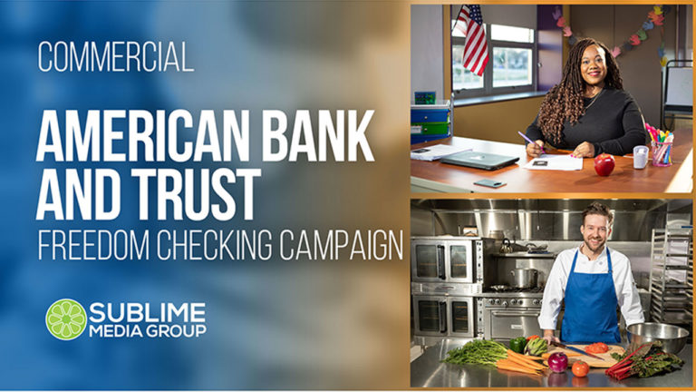 American Bank & Trust - Freedom Checking Commercial