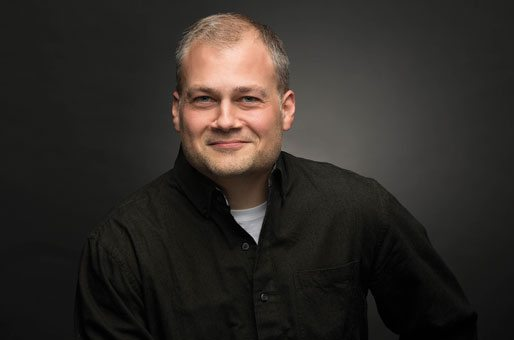 Sublime Media Group Managing Director, Jon Doss, smiling