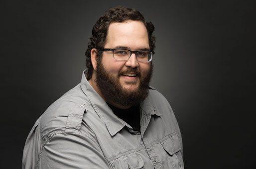 Sublime Media Group Marketing Strategist, Will Kronenberger, smiling