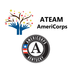 ATeam AmeriCorps Logo