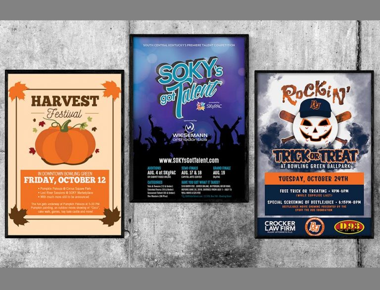 Event-Posters