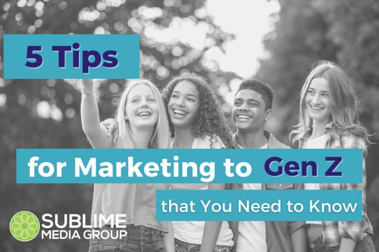 5 Tips About Marketing to Gen Z