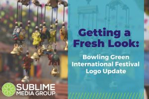 Getting a Fresh Look: Bowling Green International Festival Logo Update